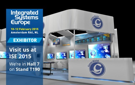 Genee World at ISE 2015