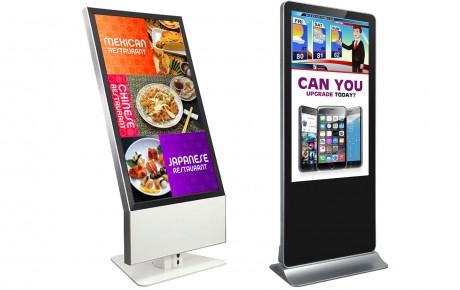 New kiosk range
